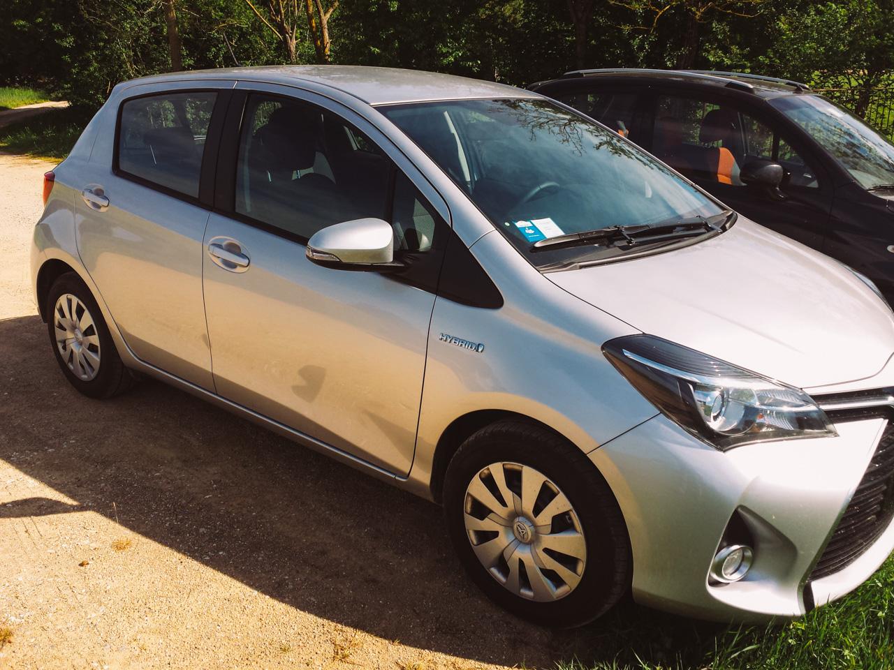 Toyota Ayris