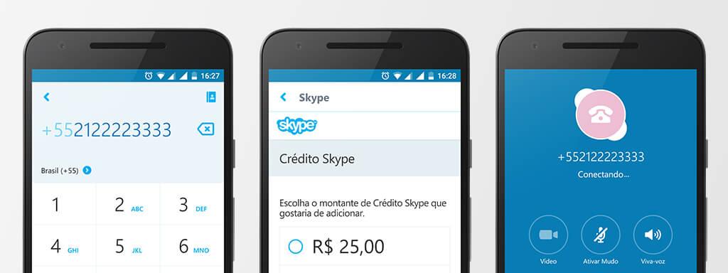 Screenshot App Skype