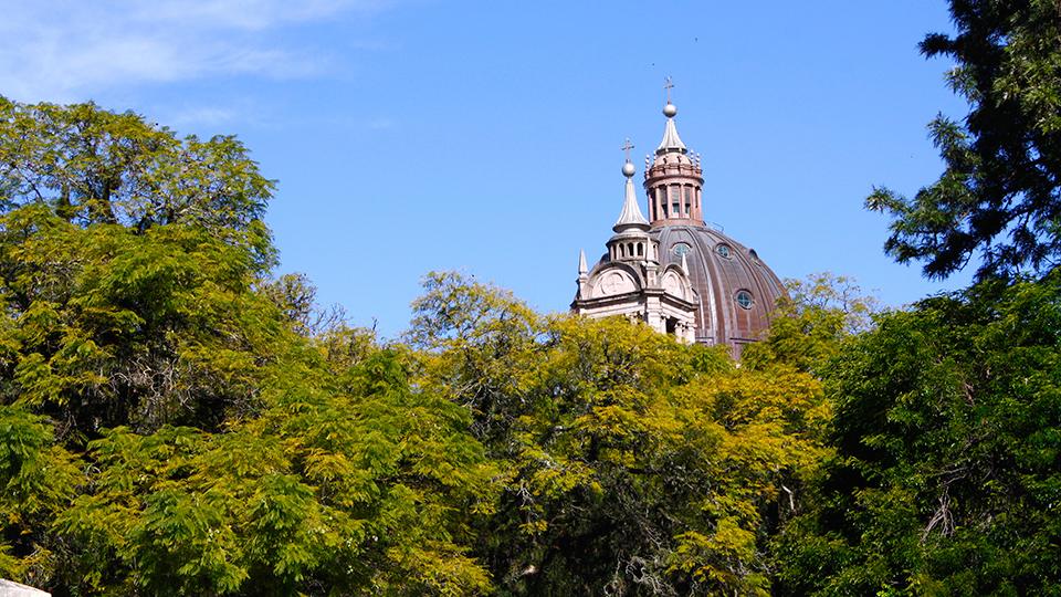 Cúpula da Catedral de Porto Alegre