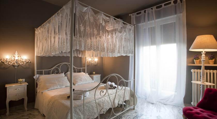 Foto de quarto do Casa Vittoria