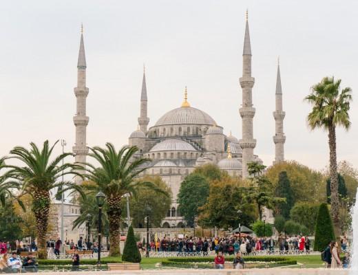 Quanto custa viajar para Turquia e visitar a Mesquita Azul?