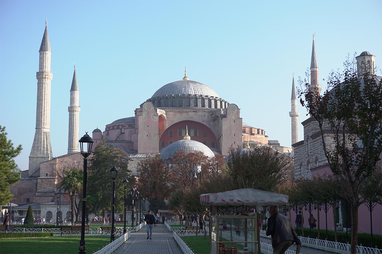 Basílica de Santa Sofia (Hagia Sophia)